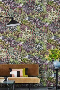 The Joyful Wallpaper Company WALLPAPER Singita 109/7034 Wallpaper by Cole & Son