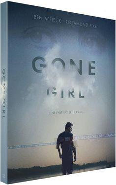 Gone Girl  Blu-ray   Édition Limitée  - BLU-RAY NEUF