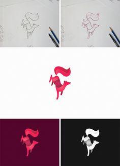 animal logos #3 on Behance