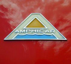 LOGO of Amphicar  by Chromeography.com