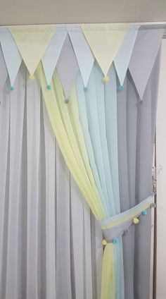 Ideas Baby Boy Room Curtains Baby room – Home Decoration Boys Room Curtains, Baby Curtains, Home Curtains, Modern Curtains, Curtain Patterns, Curtain Designs, Curtain Ideas, Baby Boy Rooms, Baby Room