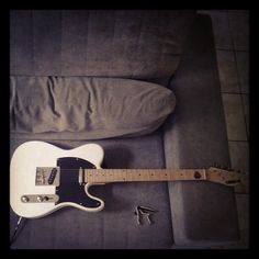 @mateusgff- #webstagram white telecaster
