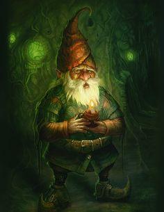 Gnome (Lutin) by Artemis Kolakis