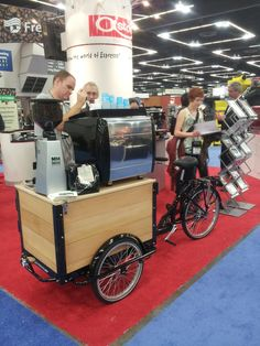 Icicle Tricycle Espresso Coffee Bike | Icicle Tricycle Espre… | Flickr