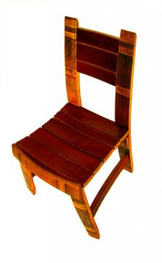Wine Barrel Dining Chair - The Hungarian Workshop