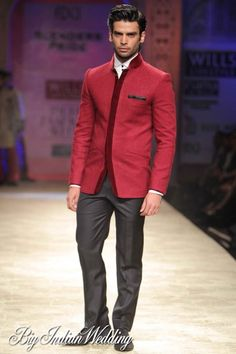 Manish Malhotra design for Grooms