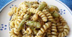 pasta broccolo romano e noci
