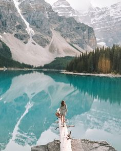 The best itinerary for three days in Banff National Park in Canada. Everything you need to know about where to stay, what to eat, and what to do in 3 days. Banff National Park Canada, Banff Canada, National Parks, Jasper National Park, Oh The Places You'll Go, Places To Travel, Places To Visit, Niagara Falls, Vancouver