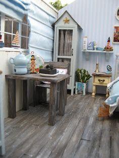 Arte In Miniatura 2 Tableau di frutta Casa delle Bambole arredamento parete in miniatura