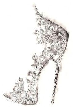 Gorgeousness! Cinderella Moment ~ Georgina Goodman for Kate Middleton - stunning! #gorgeous #kate_middleton