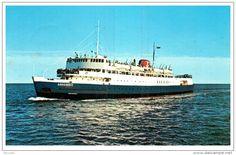 Ferries - 13760 M.V.S. Abegweit Ice Breaker Ferry