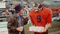 online store 9bcce 6cc59 Adidas Simply Debuted This New Waterboy-Themed Assortment Best Football  Movies, Man Movies,