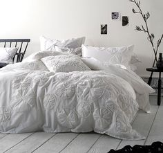 Relax your bedroom style with the hand-textured design and sumptuous cotton of the Islet Quilt Cover Set from Marie Claire. Quilt Cover Sets, Quilt Sets, Bed Linen Australia, Kids Bed Linen, Pastel Bedroom, Bed Linen Design, Buy Bed, Luxury Bedding Sets, Guest Bedrooms