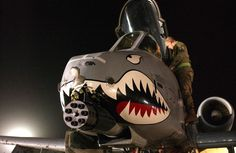 A-10 Warthog - The business end                                                                                                                                                                                 More