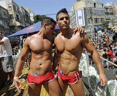 Pride, Tel Aviv