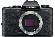 Best Buy: Fujifilm X Series Mirrorless Camera (Body Only) Black 16582177 Sony, Perfect Camera, Camera World, Little Camera, Cmos Sensor, Best Buy Store, Ac Power, Black Models