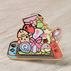 CLEARANCE Cutie Crossing Enamel Pin Collection tall, hard enamel, with rubber clutches on the back. Each pin will be sent out attached to a x matt rounded corner backing card adorned with a pastel pattern, incorporating some o Broches Disney, Animal Crossing Fan Art, Animal Crossing Wild World, Hard Enamel Pin, Pin Enamel, Enamel Ware, Pastel Pattern, Game Item, Cool Pins