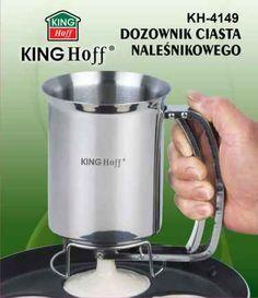 KINGHOFF DOZOWNIK DO CIASTA NALEŚNIKOWEGO KH-4149