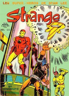 Strange n°32 Août 1972