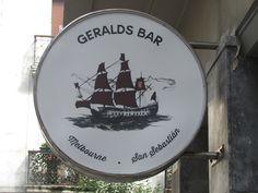 Geralds Bar San Sebastián Spain drinks and pinxtos