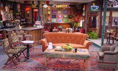 The Friends set. Grande Design by Greg Grande | Production Design, Set Decorating, Interior Design