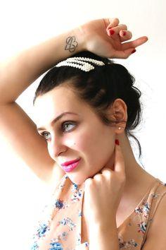 Πιαστρακι μαλλιων Statement Pearls - BLUSHGREECE Drop Earrings, Jewelry, Fashion, Moda, Jewlery, Jewerly, Fashion Styles, Schmuck, Drop Earring
