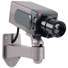 Dummy Indoor CCTV CAM40 Attrappe Kamera Überwachung