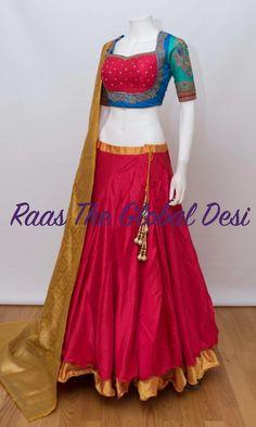 Chaniya choli 2018 Buy online beautiful designer collection -ghaghra choli navratri collection at best prices at RAAS THE GLOBAL DESI . Shop chaniya choli