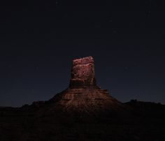 Useing drones to light landscapes... genius! • Reuben Wu on Behance