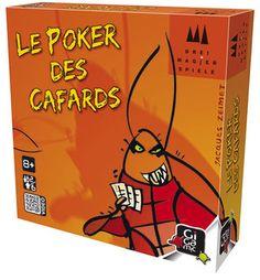 Poker des cafards - Jeu de société d'ambiance - Gigamic