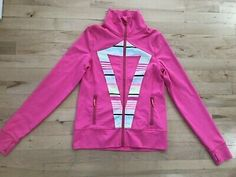 Ivivva Perfect Your Practice Jacket Hot Pink Size 12 Kids Girls, Online Price, Hot Pink, Rain Jacket, Windbreaker, Size 12, Best Deals, Link, Clothing