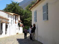 8. Todos quieren tomar fotos de recuerdo en este hermoso pueblo