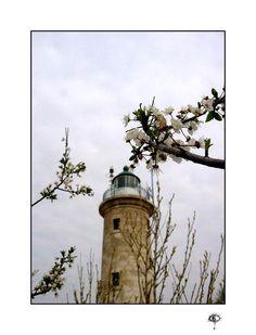 Psitaleia Lighthouse, Greece
