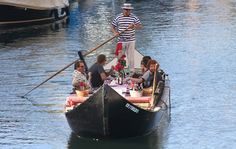 Gondola Getaway - Romantic, Entertaining Cruises in the Canals of Naples Island - Long Beach, CA