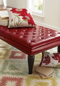 136 Best Outstanding Ottomans Images Ottoman Bench
