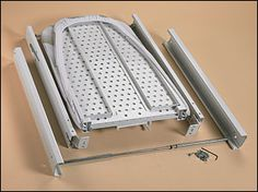 Drawer-Mount Folding Ironing Board - Lee Valley Tools