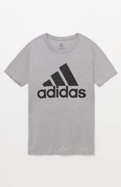 adidas Badge Of Sport Classic Grey T-Shirt at PacSun.com 30191e176be