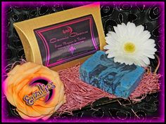 """Cosmic Cleanse"" Organic Goats Milk Soaps"