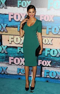 Noureen DeWulf - FOX All-Star Party - Arrivals