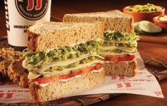 How One Sandwich Company Cracked the Franchise Top 10 Jimmy Johns, Gourmet Sandwiches, Grubs, It's Easy, Dallas, Good Food, Business, Top, Business Illustration