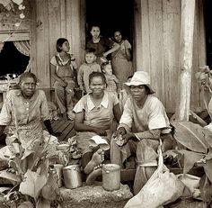 Depression Era - 1935 to 1939