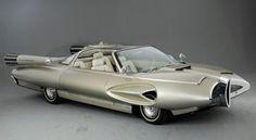Rétrospective des meilleurs concept-cars de l'histoire