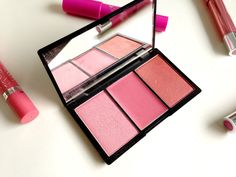 Beauty Division: Sleek Blush by 3 in Pink Lemonade