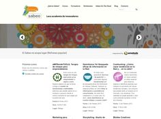 Information arquitecture, webdesign and brand SABEO My Works, Blog, Web Design, Innovative Products, Design Web, Blogging, Website Designs, Site Design