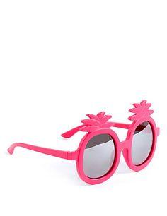 c1f8e4b8b002 Kids  Pineapple Kids Sunglasses (Older Girls)
