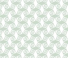 white trellis fabric by weavingmajor on Spoonflower - custom fabric