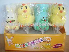 Easter yakitori marshmallow candy products,China Easter yakitori ...