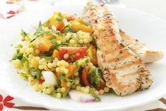 Enjoy our collection of online recipes from kitchens like yours. Browse breakfast recipes, lunch recipes, dinner recipes, dessert recipes and more. Fish Recipes, Baby Food Recipes, Healthy Recipes, Cooking Tips, Cooking Recipes, Couscous Salad, Ideal Protein, Tilapia, Fish And Seafood