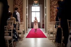 Marble Hall Wedding Ceremony