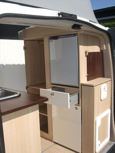 Greenline Leisure Vehicles - new and innovating concept in camper van conversions based on the Renault Traffic by Simon Scarth